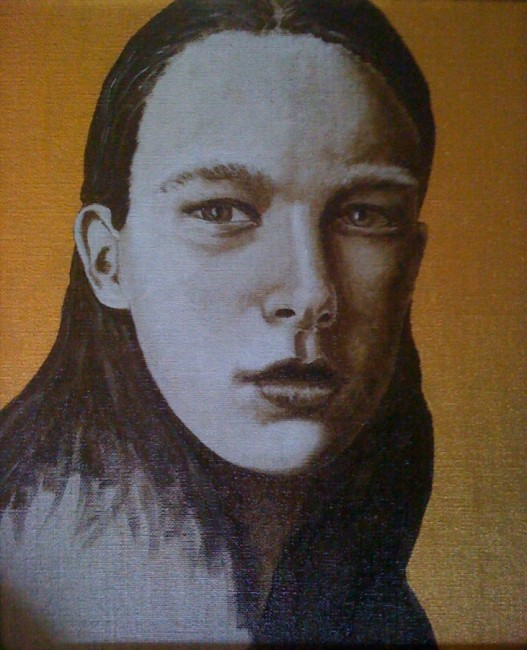 Unfinished Portrait 2011