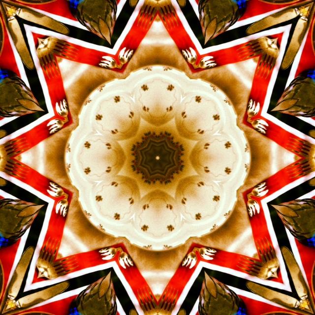 Kaleidoscope - 17th of May II - Joakim Lund