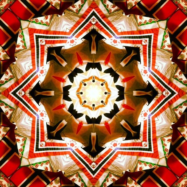 Kaleidoscope - 17th of May  III - Joakim Lund