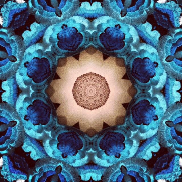 Kaleidoscope - Pattern III