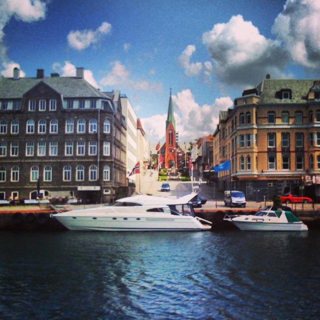Haugesund VIII by Joakim Lund