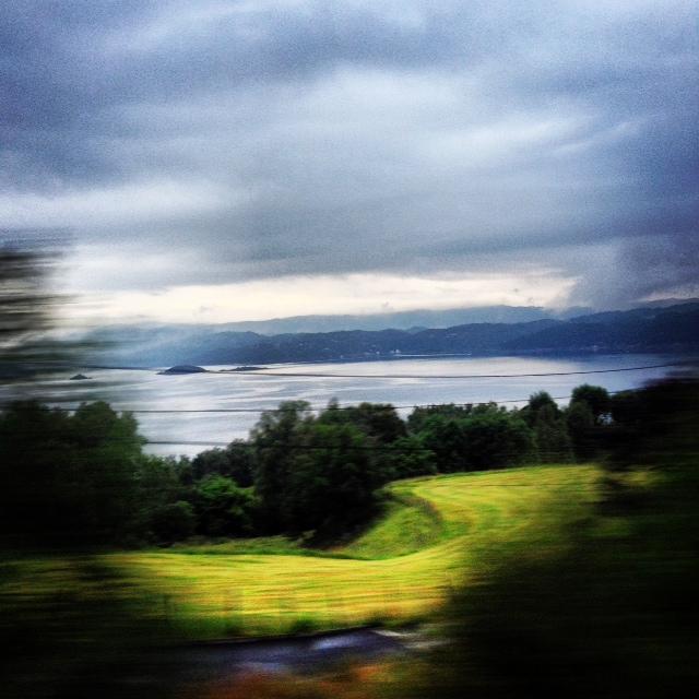 Landscape by Joakim Lund VIII