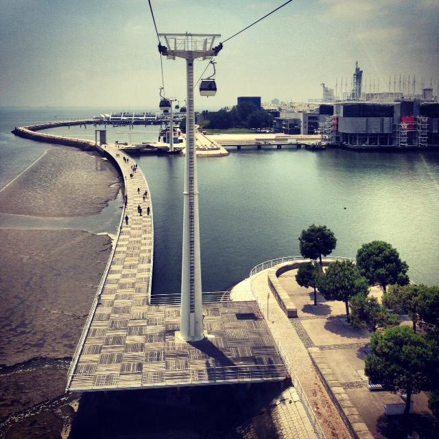 Lisboa - Parque das Nacões