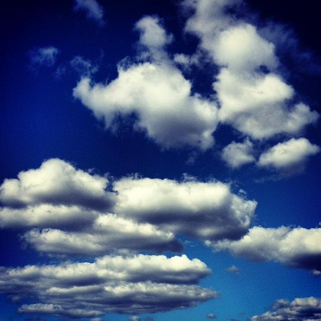 Clouds II by Joakim Lund