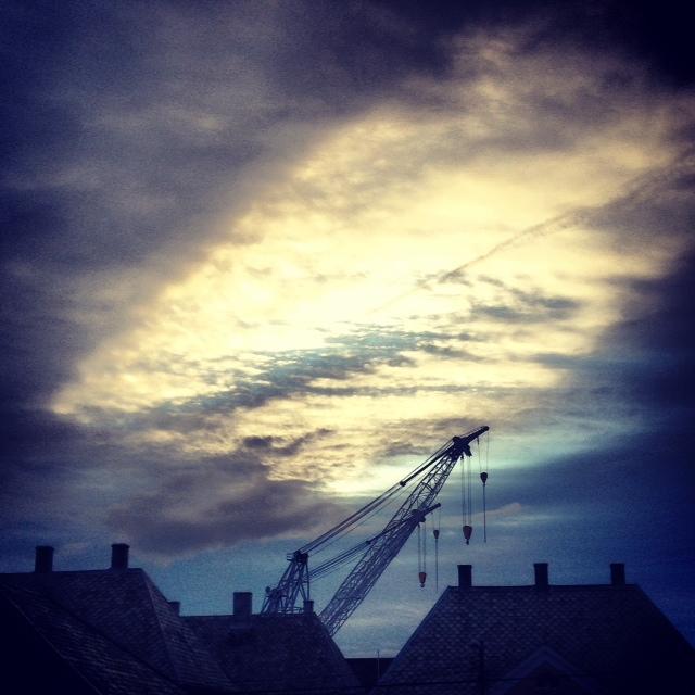 Clouds IX by Joakim Lund