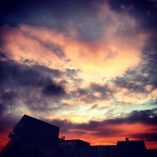 Clouds X by Joakim Lund