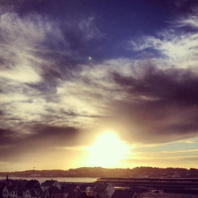 Clouds XVIII by Joakim Lund