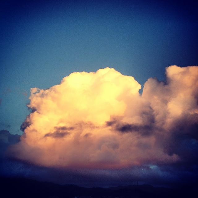 Clouds XXII by Joakim Lund