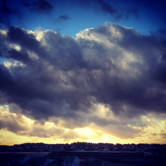 Clouds XXIV by Joakim Lund