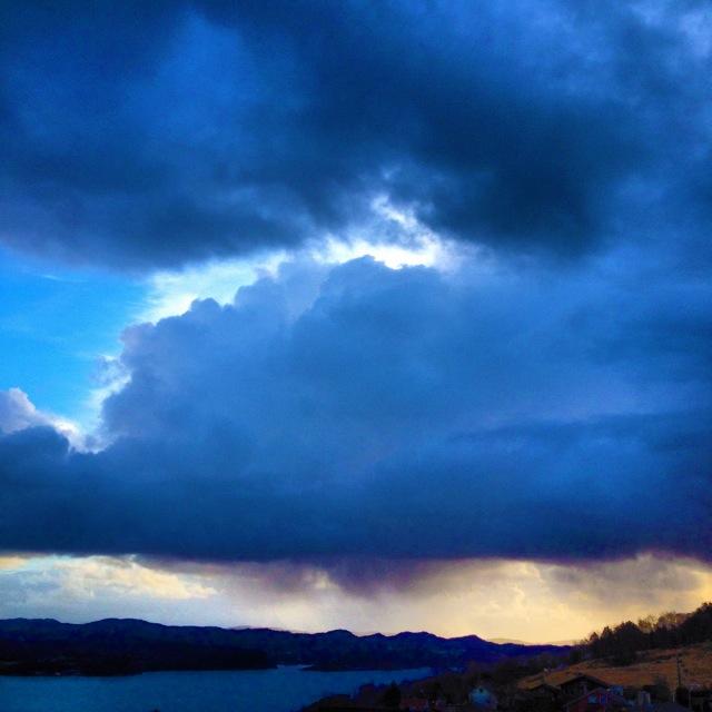 Clouds XXX by Joakim Lund