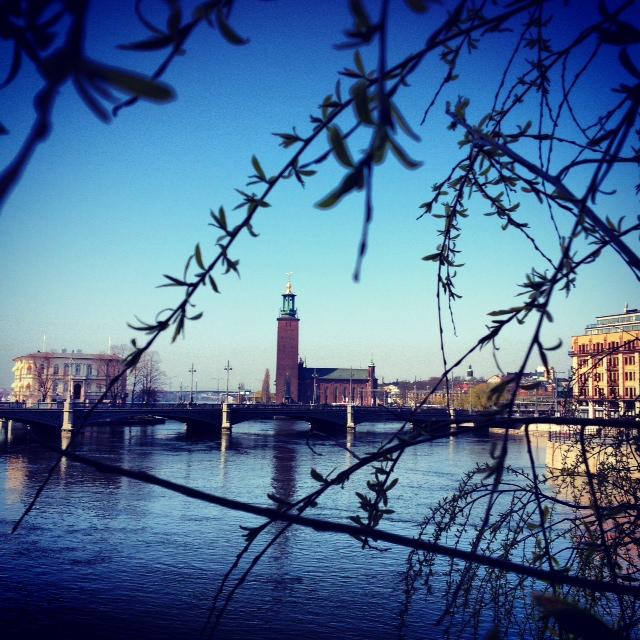 Stockholm I by Joakim Lund