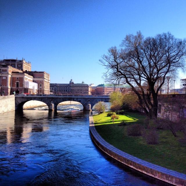 Stockholm IV by Joakim Lund