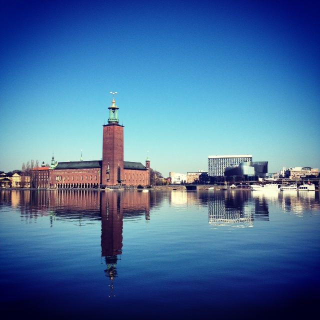 Stockholm IX by Joakim Lund