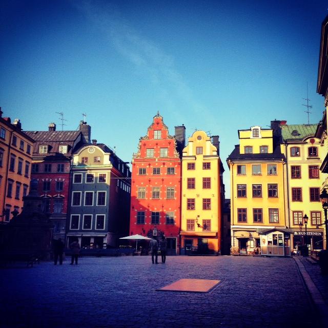 Stockholm V by Joakim Lund