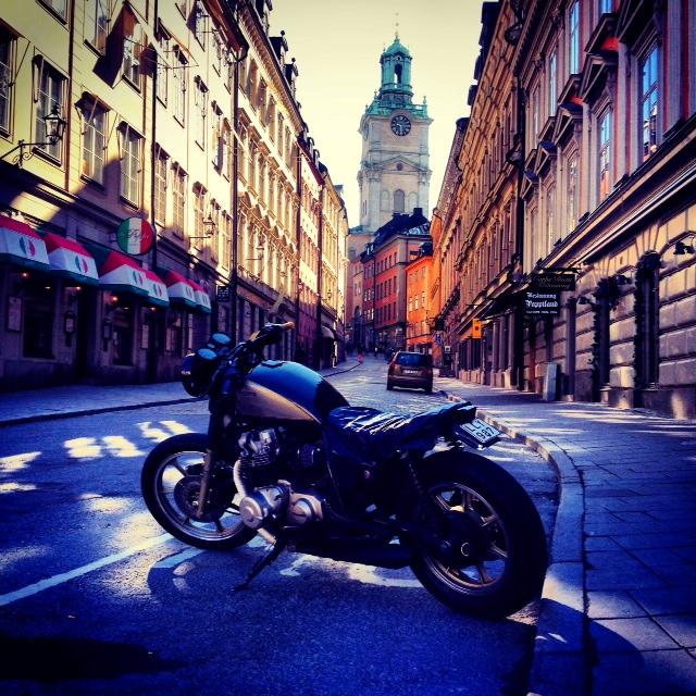 Stockholm X by Joakim Lund