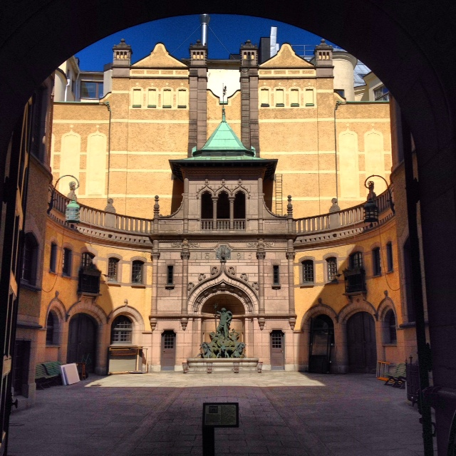 Stockholm XI by Joakim Lund