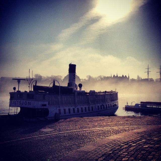Stokholm VII by Joakim Lund