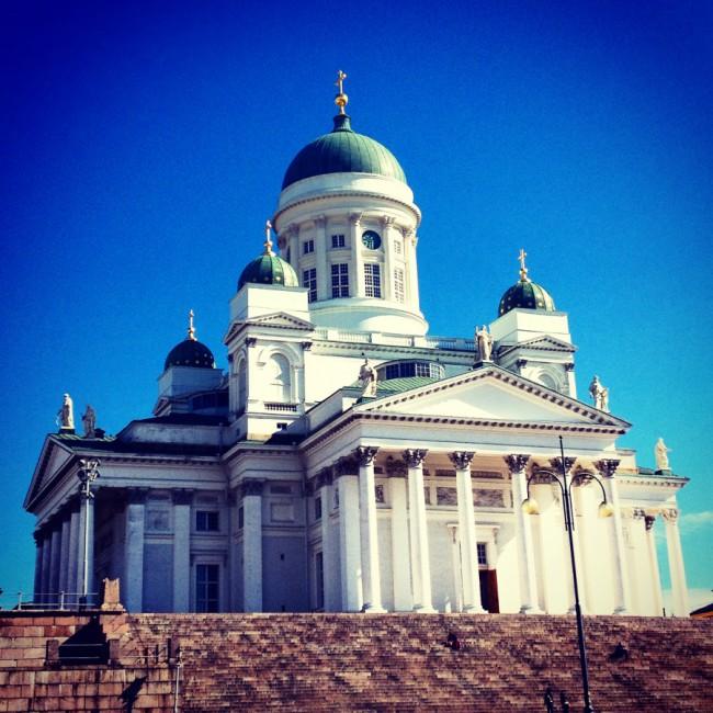 Helsinki I by Joakim Lund