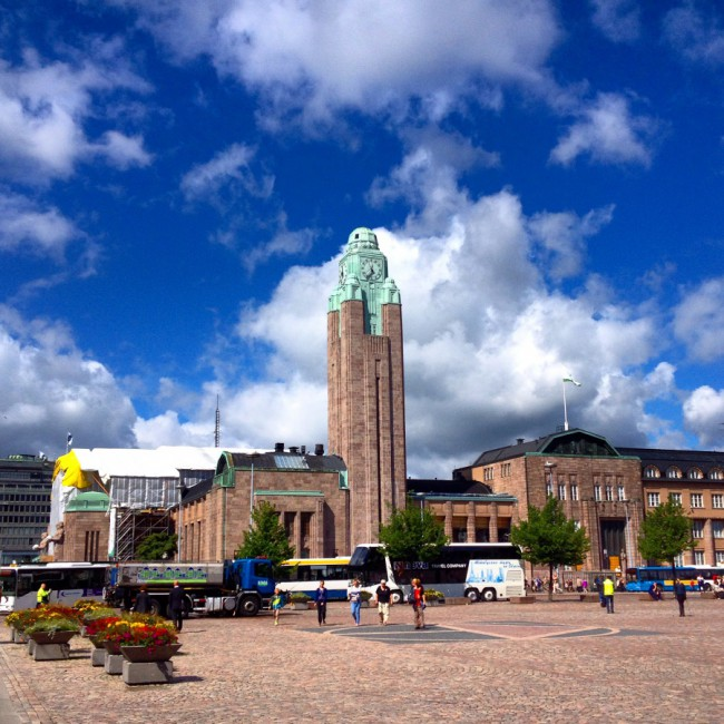 Helsinki II by Joakim Lund