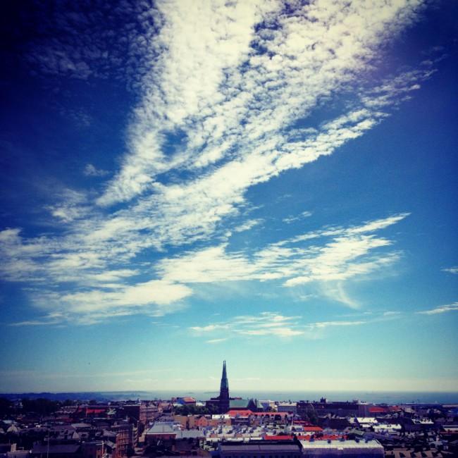 Helsinki VI by Joakim Lund