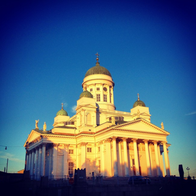 Helsinki VII by Joakim Lund
