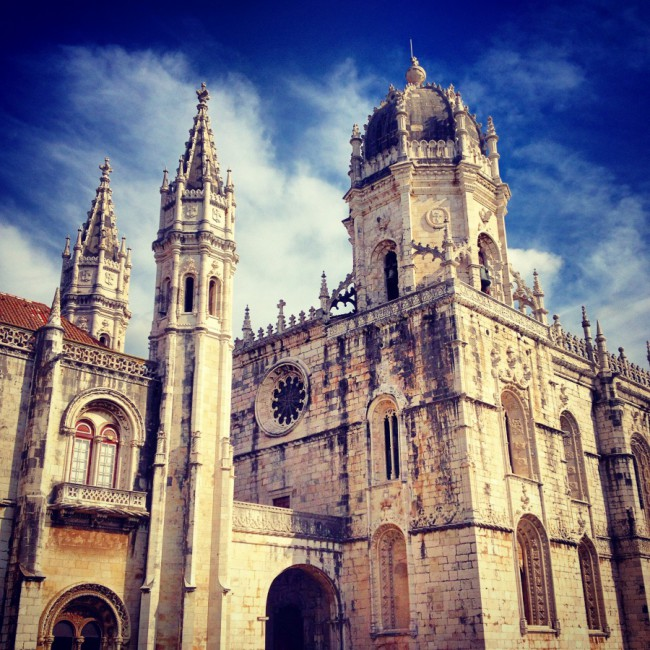 Lisboa - Belem - O Mosteiro by Joakim Lund
