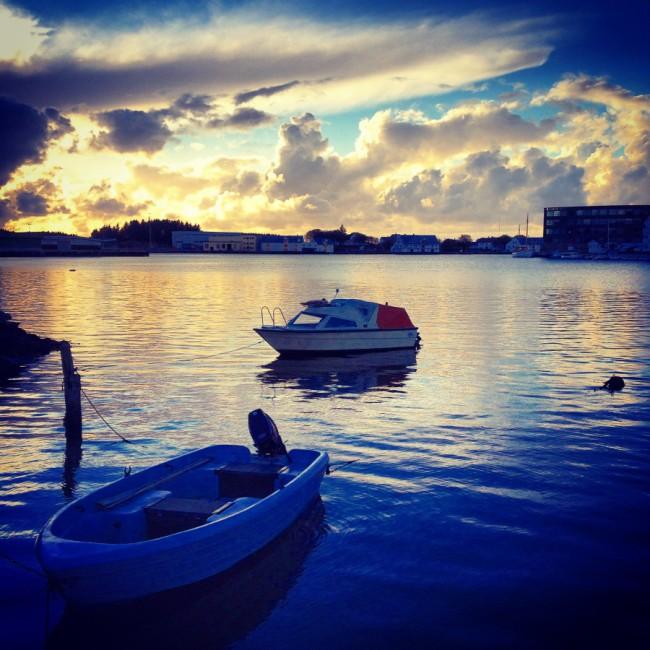Haugesund Sunset by Joakim Lund