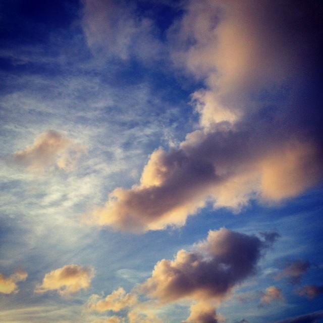 Cloudscape by Joakim Lund 2015