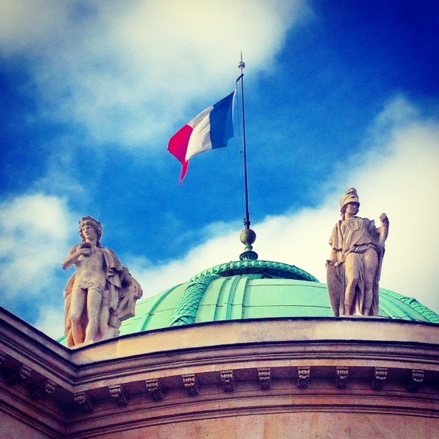 Paris II by Joakim Lund
