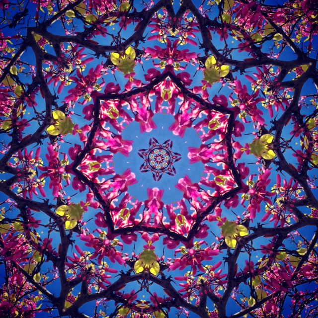 Kaleidoscope I by Joakim Lund 2015