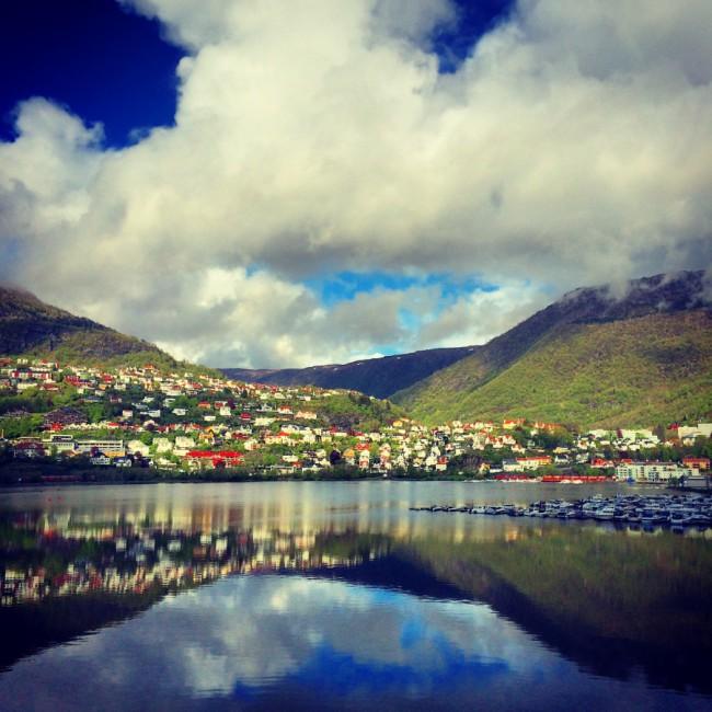 Bergen I by Joakim Lund 2015