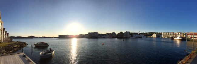 Panoramic Haugesund II by Joakim Lund 2015
