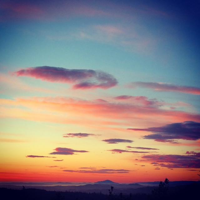 Haugesund Sunset III by Joakim Lund 2015