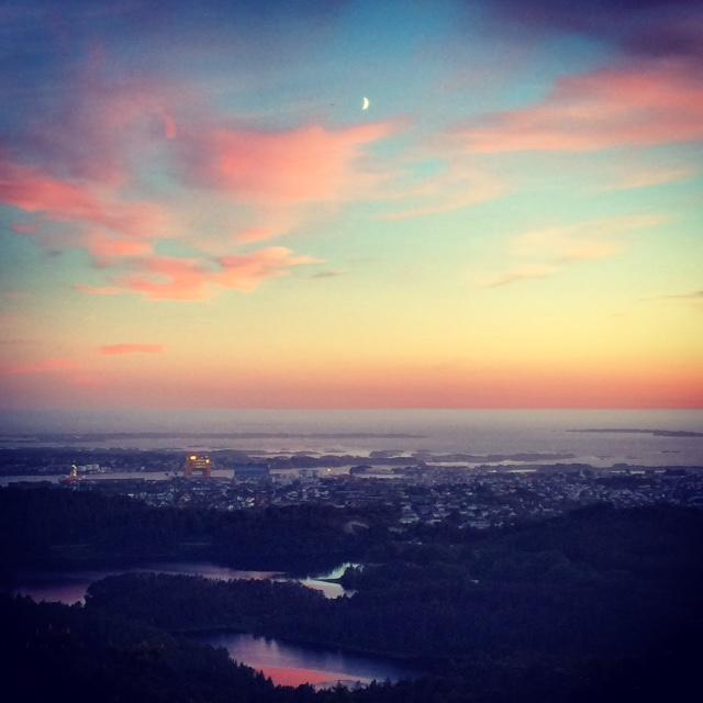 Haugesund Sunset IV by Joakim Lund 2015