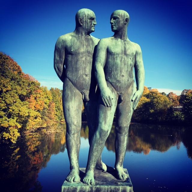 Oslo Autumn VI by Joakim Lund 2015