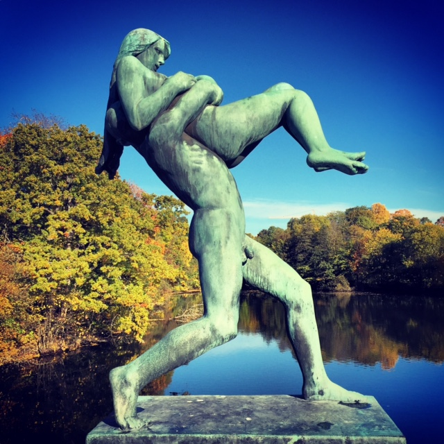 Oslo Autumn IV by Joakim Lund 2015