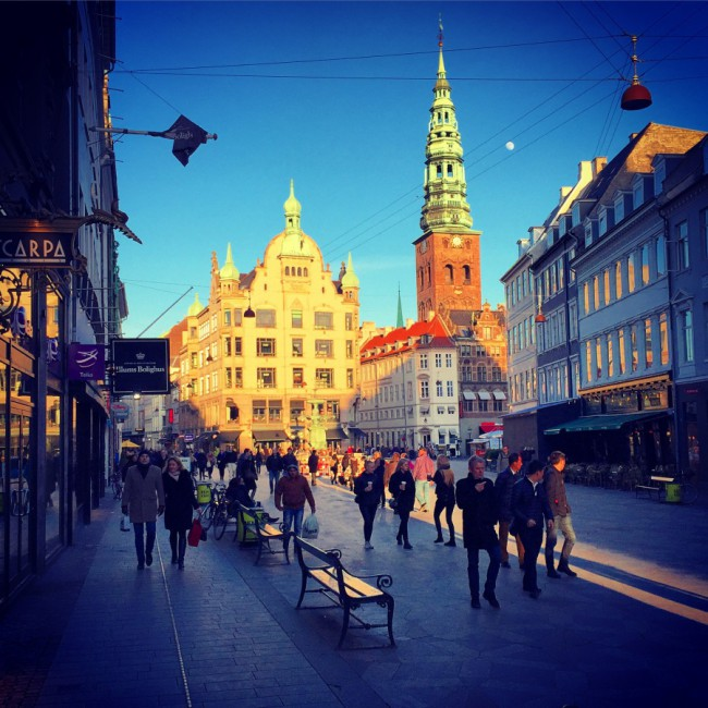 Copenhagen I by Joakim Lund 2016