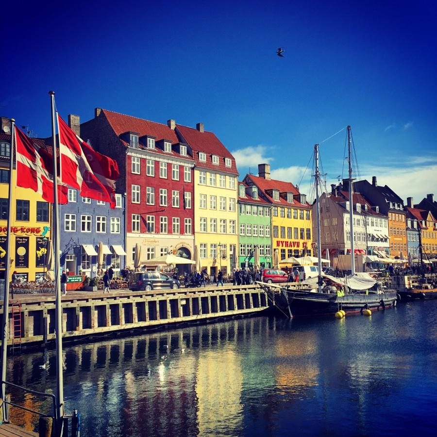 Copenhagen IV by Joakim Lund 2016
