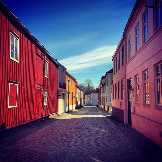 Trondheim III by Joakim Lund 2016