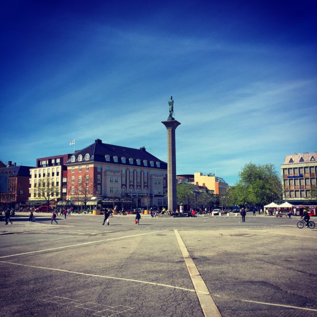 Trondheim V by Joakim Lund 2016