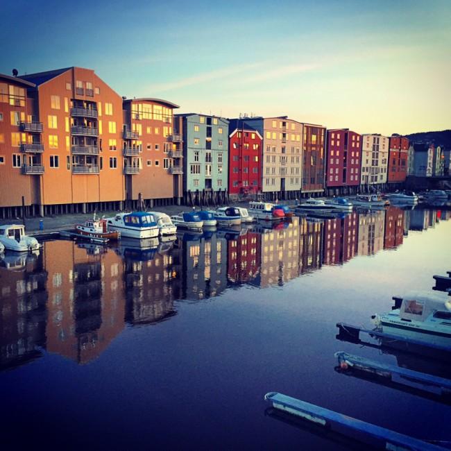 Trondheim VIII by Joakim Lund 2016