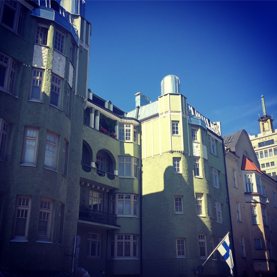 Helsinki Architecture III - by Joakim Lund 2017