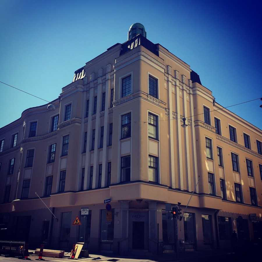 Helsinki Architecture IV - by Joakim Lund 2017