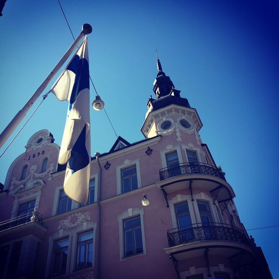 Helsinki Architecture V - by Joakim Lund 2017