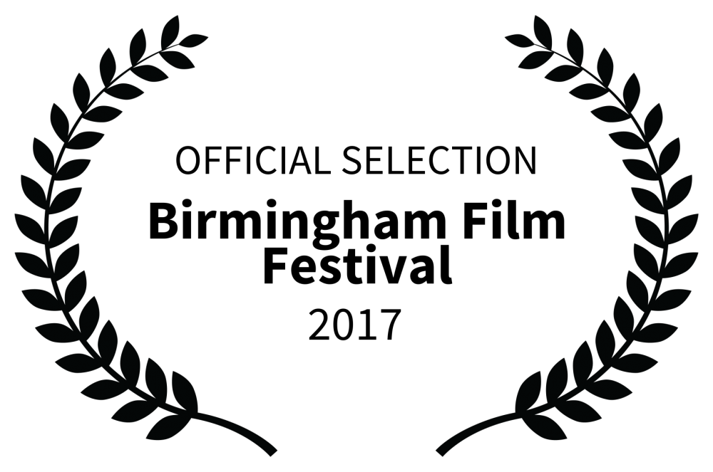 OFFICIAL SELECTION - Birmingham Film Festival - 2017 - Joakim Lund - Love Falls Softly