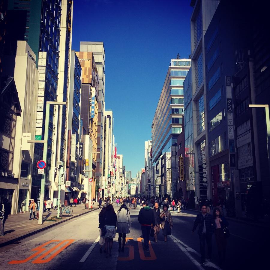 Tokyo by Joakim Lund 2017