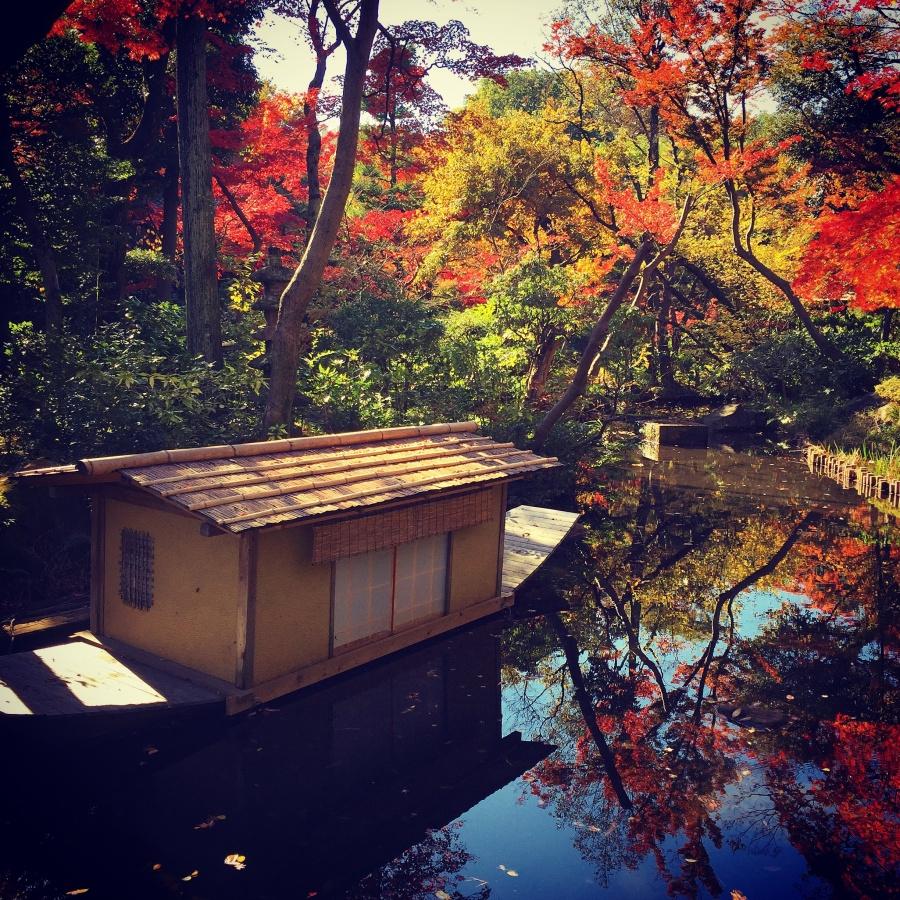 Nezu Museum Park in Tokyo by Joakim Lund 2017