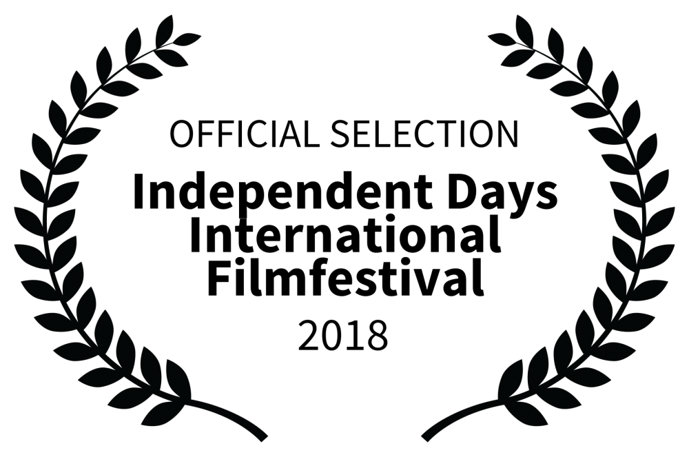 OFFICIAL SELECTION - Independent Days International Filmfestival - 2018