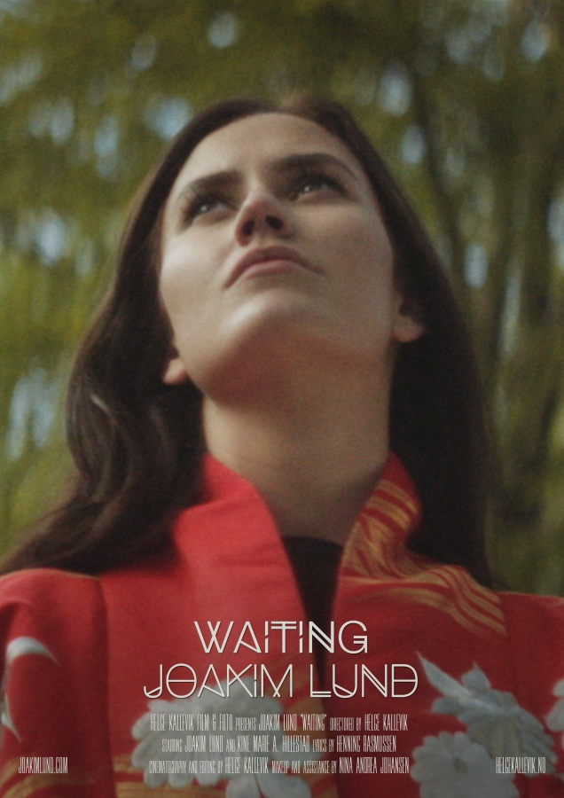 Joakim Lund - Waiting - Music Video 2018 - Movie Poster