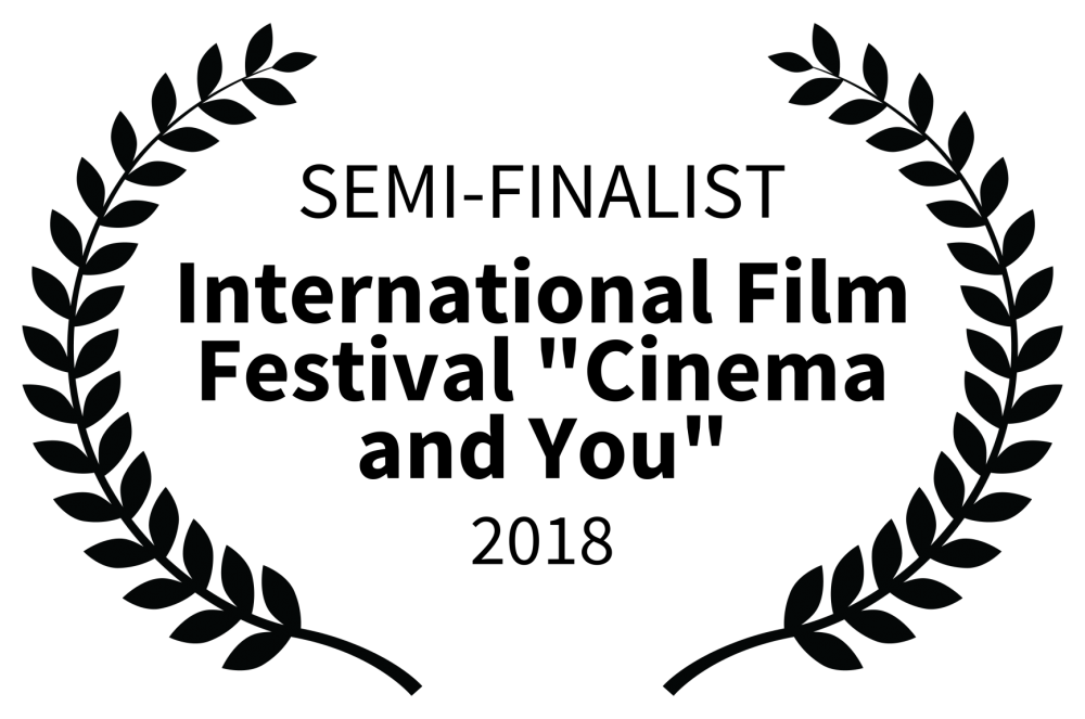 SEMI-FINALIST - Love Falls Softly - International Film Festival Cinema and You - 2018 - Joakim Lund